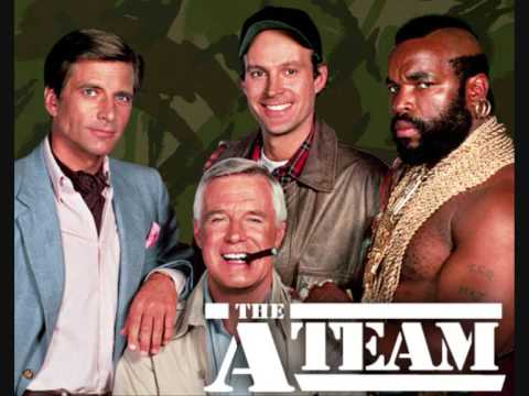 The A-Team Original Theme Song