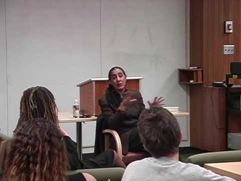 "Prof. Lani Guinier, ""An Informal Talk with UCLA Students"""