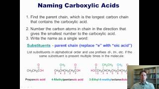 Chapter 17 – Reactions of Carbonyl Compounds: Part 1 of 4