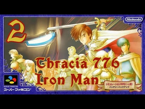 Let's Play Fire Emblem Thracia 776 IRON MAN (2)