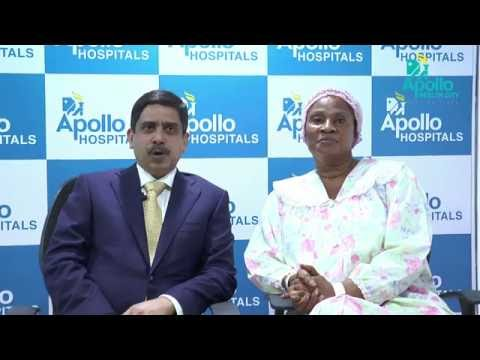 Mrs. Josephine - Patient Stories and Testimonials from Mozambique, Apollo Health City