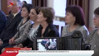 Во Владикавказе открыли выставку Валерия Савлаева