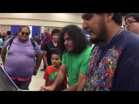 Critical Hit Arcade / South Texas Gamer's Expo in McAllen, Texas September 10, 2016