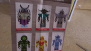 opening more blind bags including Roblox