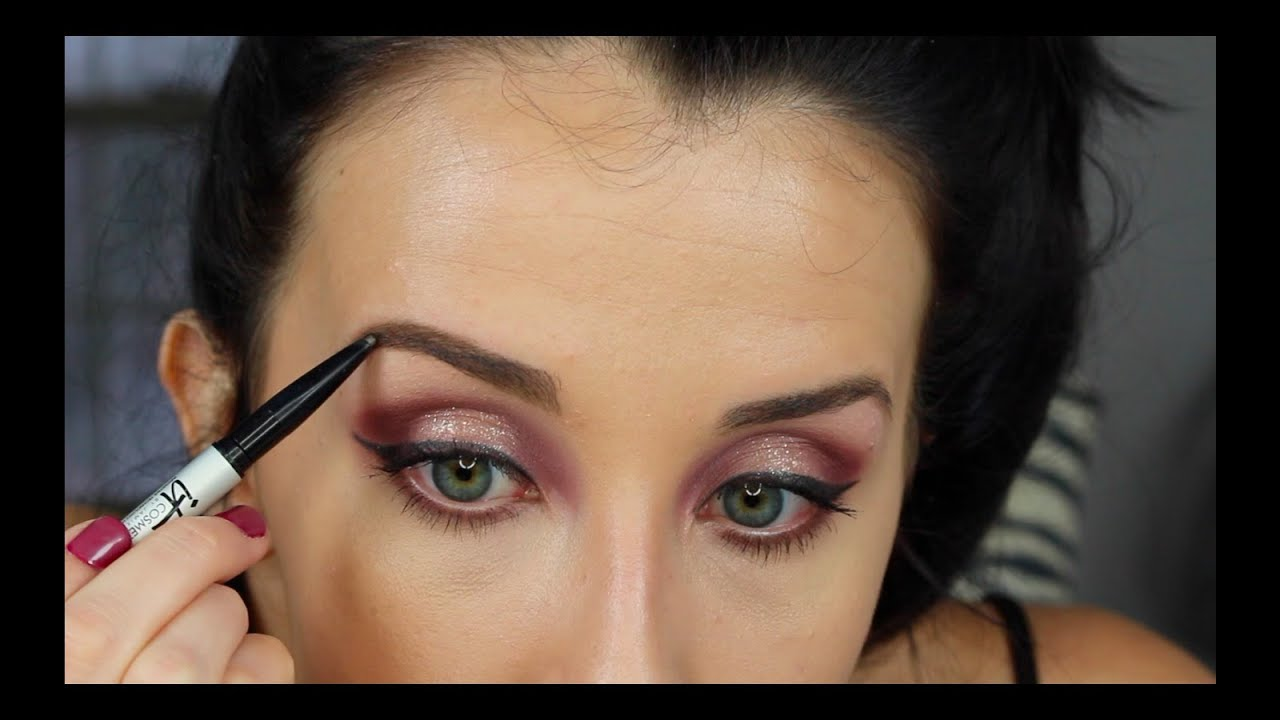 Simple Brow Tutorial It Cosmetics Brow Powder Youtube