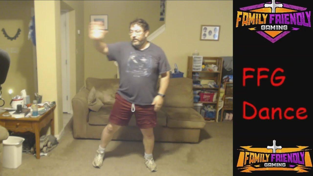 FFG Dance Rock Heart of War