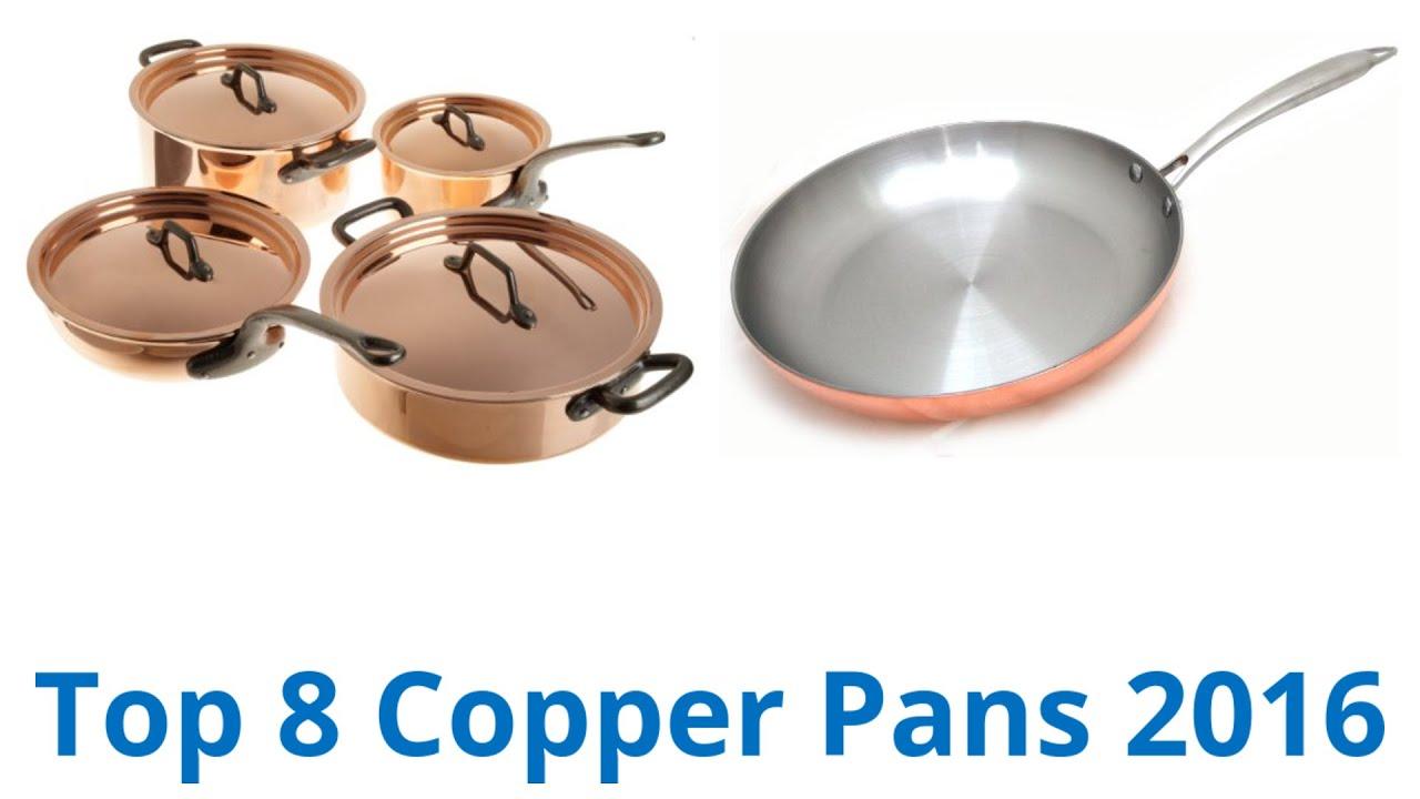 8 best copper pans