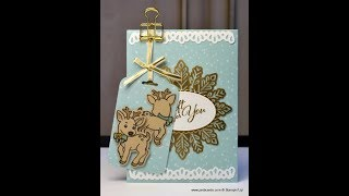 No.341 - Gift Card Holder - UK Stampin' Up!
