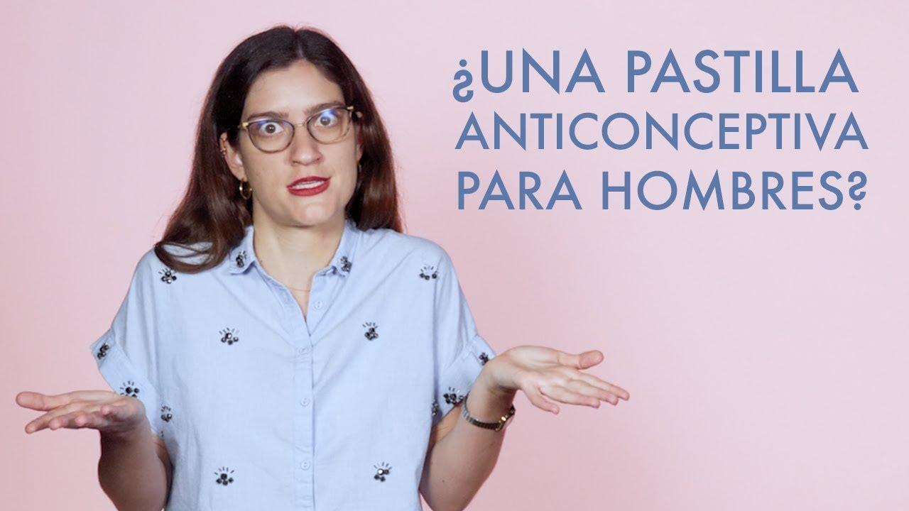 Pastilla anticonceptiva para hombres