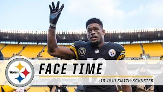 Pittsburgh Steelers WR JuJu Smith-Schuster​ looks back at the grind...