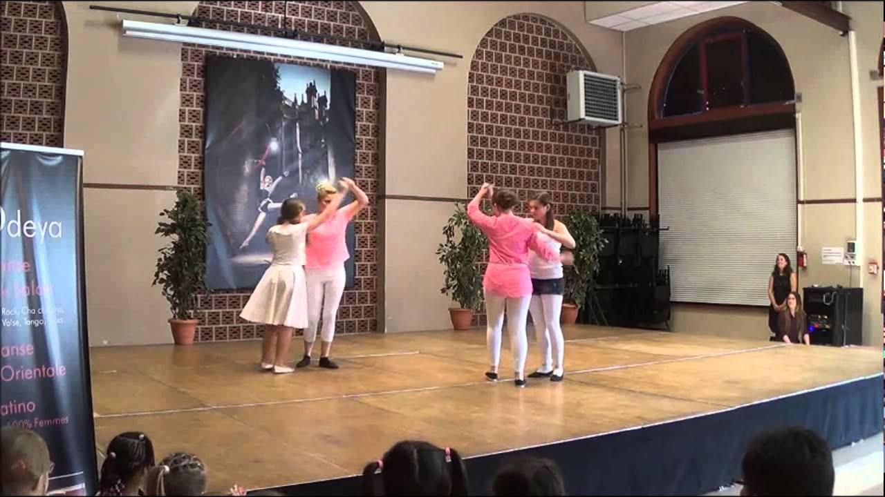 Valse danse de salon juniors festidanse lille 2015 par l 39 ecole de danse odeya1 youtube - Cours danse de salon lille ...