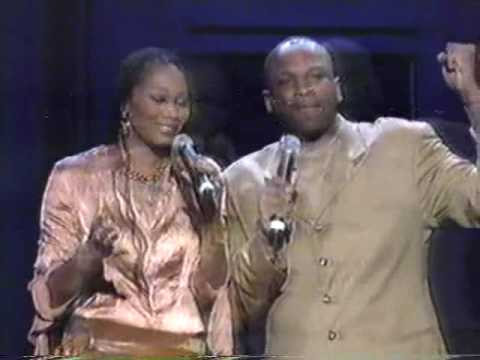 Donnie McClurkin & Yolanda Adams - The Prayer
