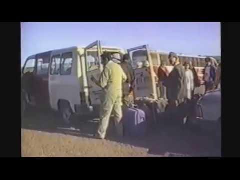 Peninsula Valdes, Tierra Del Fuego - 1993 Video De Un Viajero Europeo
