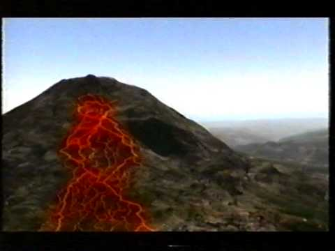 Mount St. Helens Eruption 18.05.1980 Part 1