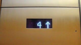 MontgomeryKONE Hydraulic Mezzanine Elevator-Mashantucket Pequot Museum: Mashantucket, CT