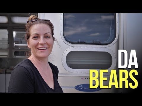 Arriving in Chicago with the Airstream - RV Living Full Time