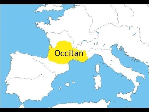 Chronology of the Occitan language