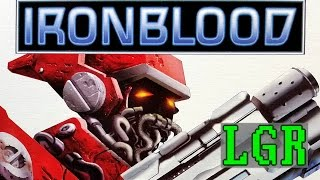 LGR - Iron Blood - DOS PC Game Review