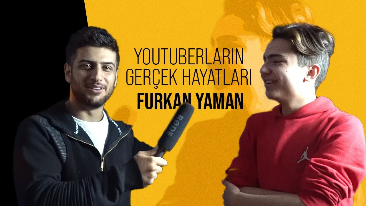 Furkan Yaman Ne Kadar Kazanıyor? - Youtuberların Gerçek Hayatları #1