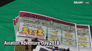 Aviation Adventure Day 2018 - Model Aviation magazine