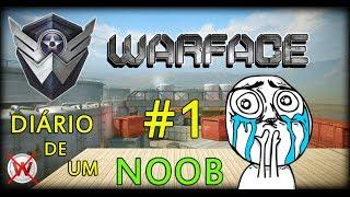 Warface Diario de um Noob #1