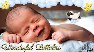 4 Hours Most Relaxing Baby Sleep Music ♥ Soft Bedtime Lullaby For Toddlers ♫ Super Soothing Hushaby