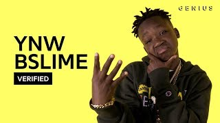 "YNW BSlime ""Slime Dreams"" Official Lyrics & Meaning 