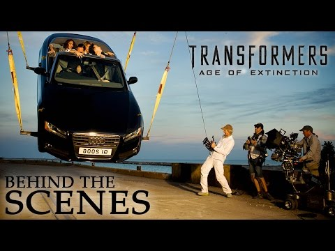 TRANSFORMERS: AGE OF EXTINCTION | Big Giant Magnet | Official Behind the Scenes (HD)
