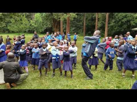 Field Trip to Nairobi Arboretum with MVCC