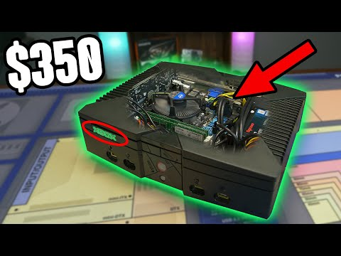 $350 Gaming PC INSIDE An XBOX