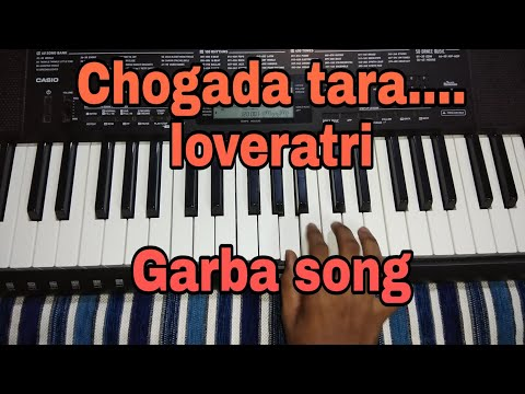 Chogada tara...... Loveratri... ..(Garba song)....On piano...By Aakash Suryawanshi