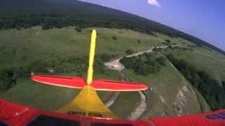 MultiPlex FunCub RC airplane 3