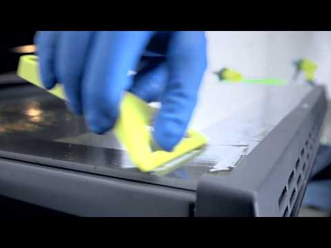Уборка кухни - клининговая компания Золушка