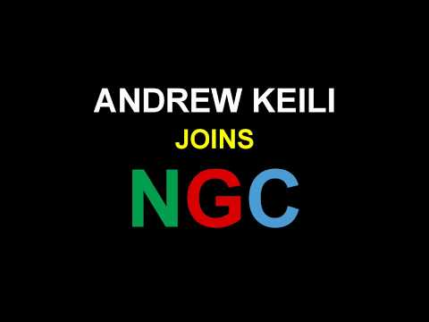 ANDREW KEILI JOINS NGC
