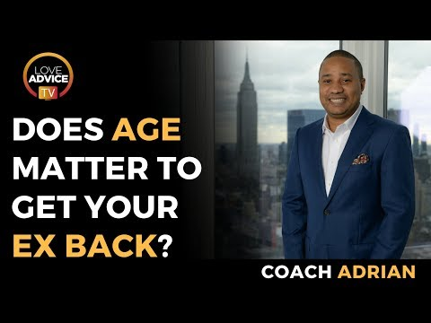 Does Age Matter? | Our Relationship Advice Works, No Matter The Age Gap!