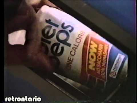Diet Pepsi 1985