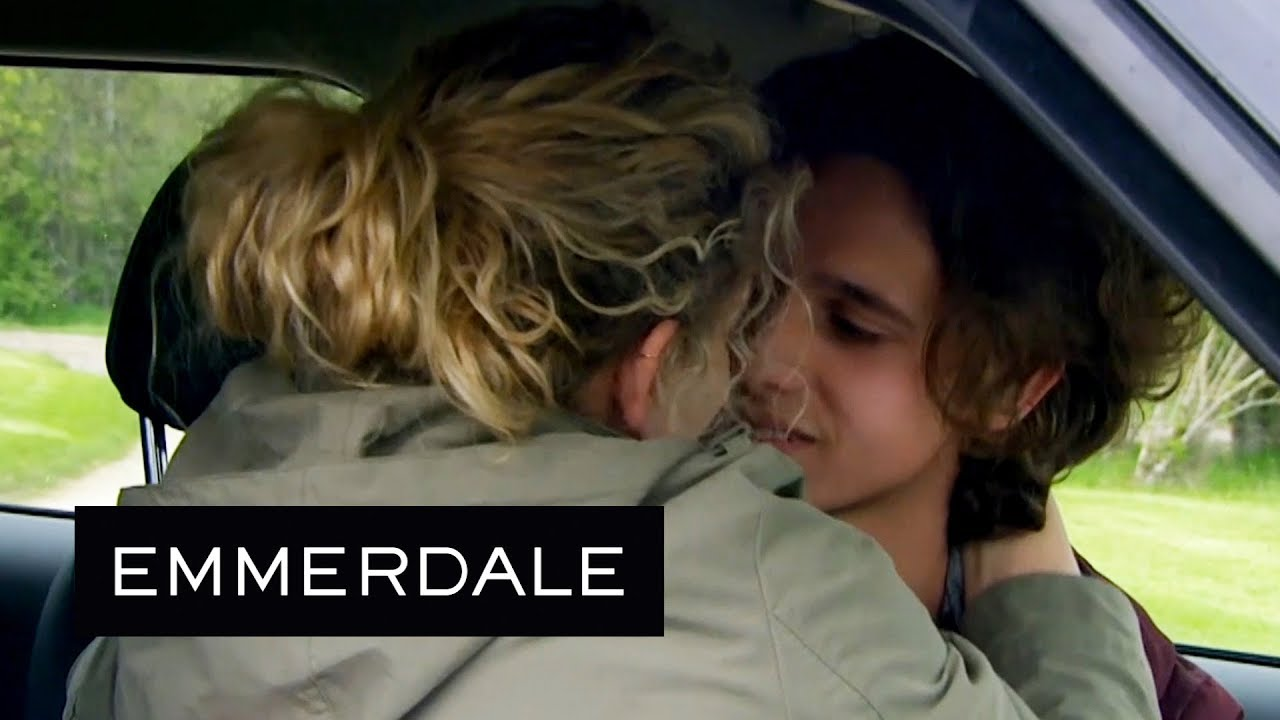 Download Emmerdale - Maya and Jacob Can't Resist Each Other