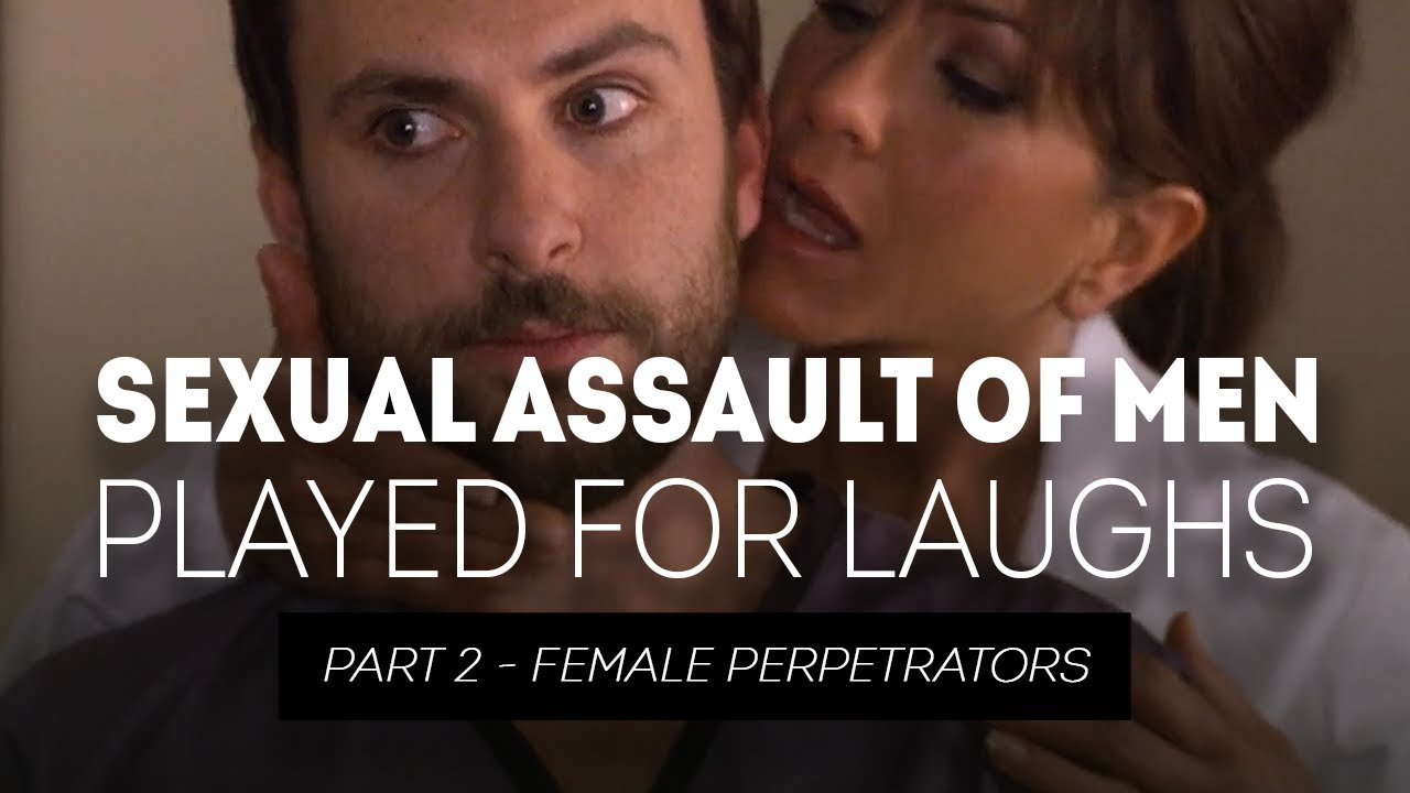 Sexual assault on men