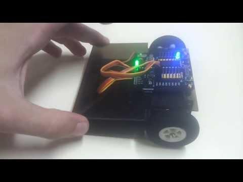CdRbot - primeras pruebas