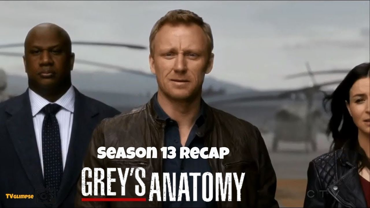 Grey's Anatomy Midseason Premiere Recap: What About Your ...