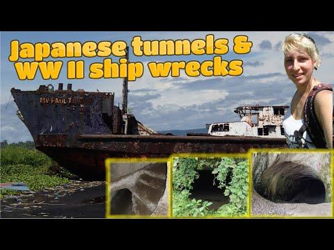 Japanese Tunnels Rabaul