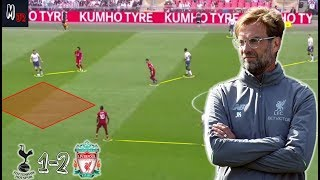Liverpool Too Strong This Season? Tottenham 1-2 Liverpool / Tactical Analysis