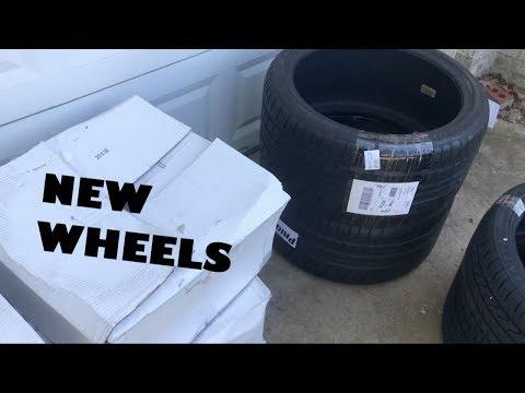Vaydor Build Pt 32(Wheels, Tires and more parts!)