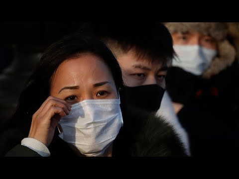 video: US evacuates consular staff from Wuhan as coronavirus outbreak 'accelerates'