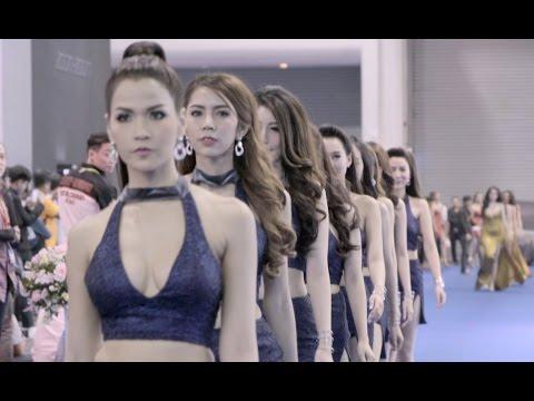 Bangkok Motor Show 2016 - Parade of Models