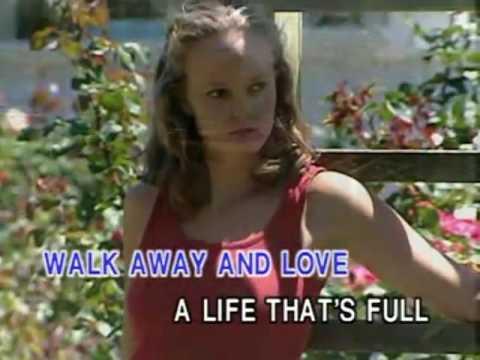 Walk Away - Video Karaoke (Rich)
