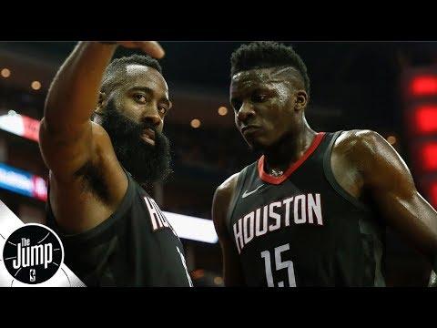 Rockets, James Harden losing Clint Capela is a 'damaging blow' - Paul Pierce | The Jump