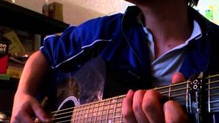 Mái ấm - Thuỷ triều đỏ ( guitar cover)