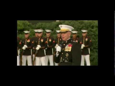 General James F Amos USMC (2012)
