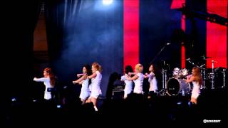 [Fancam] 120323 Twin Towers Live: Girls